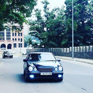 brilliance m2 1 8 at - Azərbaycan: Mercedes-Benz E 220 2.2 l. 2000   435800 km