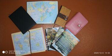 Блокнот - Кыргызстан: Общие тетради по 96 листов. Отличного качества. 40с.Записные книги и