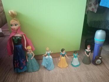 Disney figurice koriscene. SALJEM POST EKSPRESOM POSLE UPLATE NA