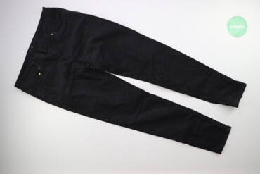 Личные вещи - Украина: Жіночі однотонні штани H&M р. S    Довжина: 100 см Довжина кроку