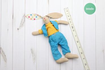 Игрушки - Украина: Дитяча іграшка кролик    Довжина кролика: 43 см  Стан: гарний