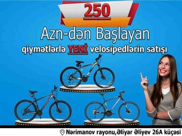 Bakı şəhərində Velosiped