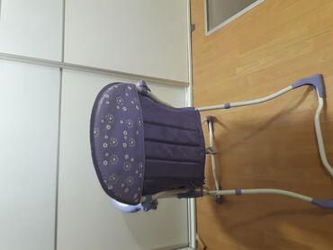 Stolica za hranjenje - Srbija: Stolica za hranjenjePostoji ostecenje na spoju sedalnog dela i