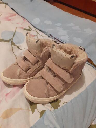 Детская обувь в Беловодское: Бежывый 22-разм,серый 23.Экоо биригип 250сом. Ватсап .Нижний Ала