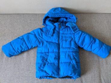 Зимняя куртка на мальчика 4-5 лет в Бишкек