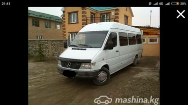Mercedes-Benz Sprinter 1999 в Теплоключенка