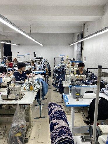 веритас швейная машинка в Кыргызстан: Швея Прямострочка. 3-5 лет опыта