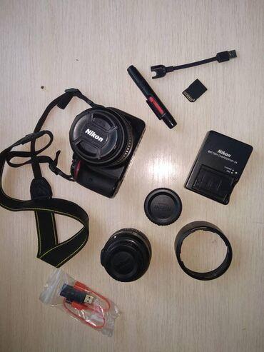 Срочно продаю Nikon D5200 kit 18-55. Nikon D5200 kit 18-55 плюс в ком