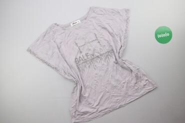 Жіноча футболка зі стразами Anne, p. XXL   Довжина: 58 см Ширина плеч