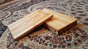 Кухонные разделочные доски. подставка для ножей в Джалал-Абад