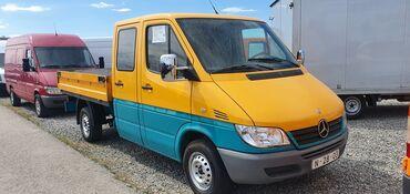 Транспорт - Гавриловка: Продаю Мерседес Спринтер 313 CDI. Год выпуска 2003. Обьем двигателя