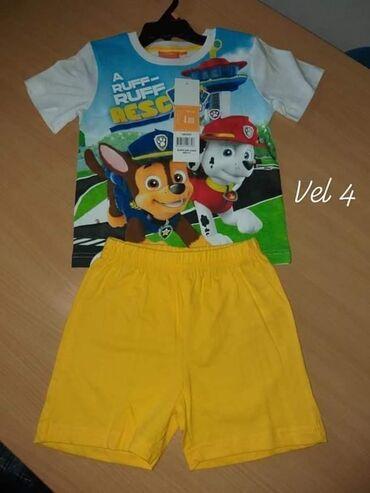 Kompleti za decu majica + sorc