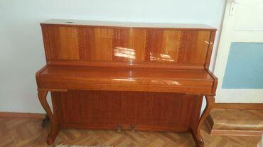 пианино бишкек in Кыргызстан | ПИАНИНО, ФОРТЕПИАНО: Пианино zimmermann. В хорошем состоянии есть диффект на крышке(на