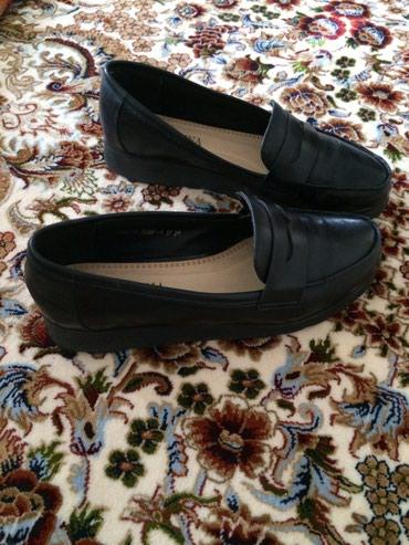 Женские туфли в Ат-Башы: Туфли удобные на 37/38р. Прошу 1200с