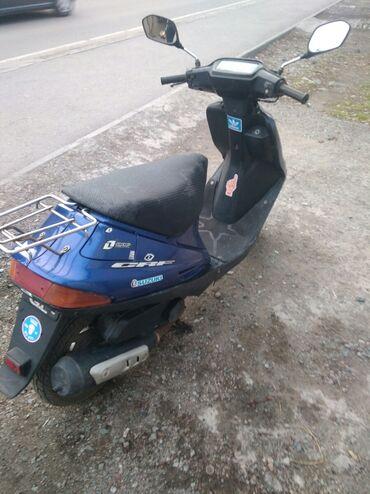 Продам скутер в хорошем состоянии 100 куб, на ходу делать ничего не
