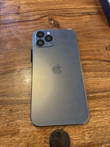 IPhone 12 Pro Max | 128 GB | Μαύρος | Νέα | Guarantee