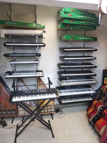 26 elan | İDMAN VƏ HOBBI: Sintezator və elektron pianinolar her növdəOrginal Pianino