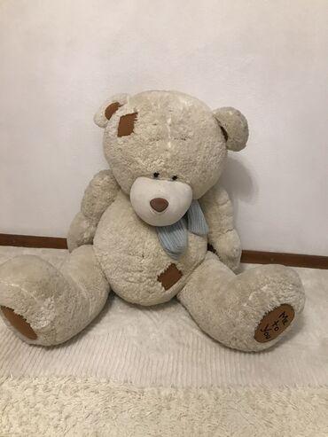 Продаются два медведя по 500с в отличном состоянии