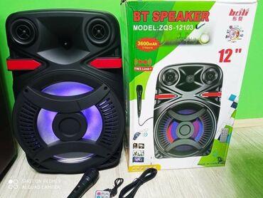 Elektronika - Sombor: Blutut Zvucnik Karaoke ZQS-12103 sa mikrofonom i daljinskimSamo 5.999