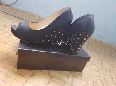 синие туфли на каблуках в Кыргызстан: Женские туфли 39