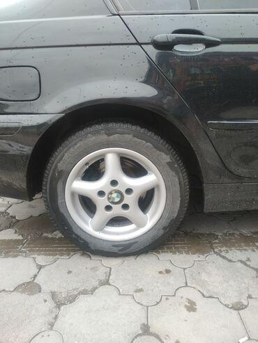 Продаю колеса от БМВ диаметр 195\65 R15 91Q состояние хорошее прошу