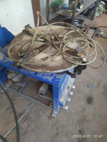 Оборудование для бизнеса в Кара-Суу: Вулканизация таза жана сапату эн мыкты апарат