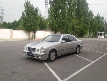 Mercedes-Benz E 320 3.2 л. 2002 | 260 км