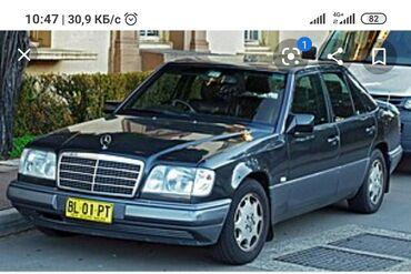 Mercedes-Benz в Кок-Ой: Mercedes-Benz E-Class 1995   555 км