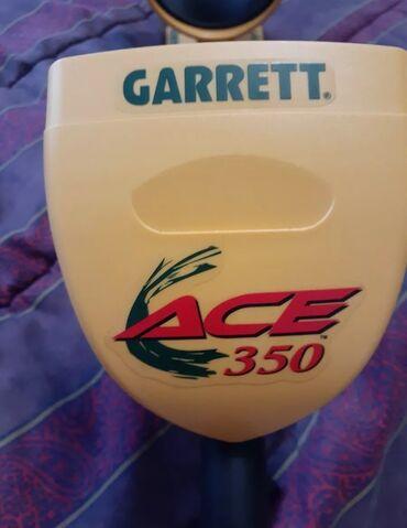 Металлоискатель Garrett Ace 350 – полупрофессиональный гаджет, который
