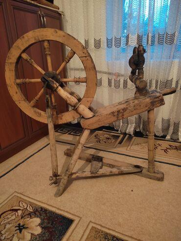 75 объявлений: Продается!!! Старинная деревянная прялка. Очень подходит для