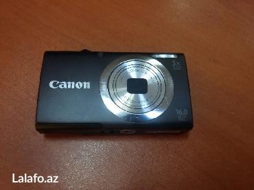 Bakı şəhərində Fotoaparat canon powershot a2400is hd təzədir. Adapter və