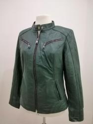 Italijanska-kozna-crna-jakna - Srbija: Kozna jakna