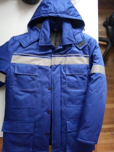 Куртка зимняя (рабочая одежда) в Бишкек