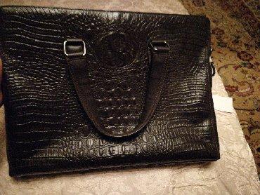 сумка для малышей в Кыргызстан: Продаю мужскую сумку под документы итд, новая Цена окончательная реаль
