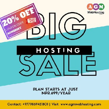 Cheapest Window Reseller Hosting Plan in Nepal - AGM Web HostingGet