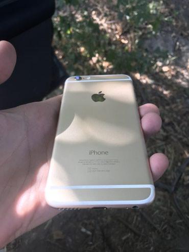 Iphone 6/16 gold для тех кто хочет реально хороший телефон в Бишкек - фото 3