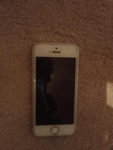 iphone 5 gold - Azərbaycan: İşlənmiş iPhone 5s 16 GB Cəhrayı qızıl (Rose Gold)
