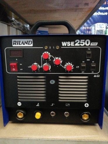 Аргоновый сварочный аппарат Riland WSE250 в Бишкек