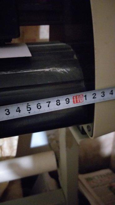Оборудование для бизнеса в Беловодское: Продаю профессиональный плотер. Б/у в рабочем состоянии