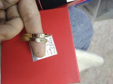 золото бишкек in Кыргызстан | ДРУГИЕ АКСЕССУАРЫ: Сережки Cartier жёлтое золото, новый 585 пробы, 3.31 гр