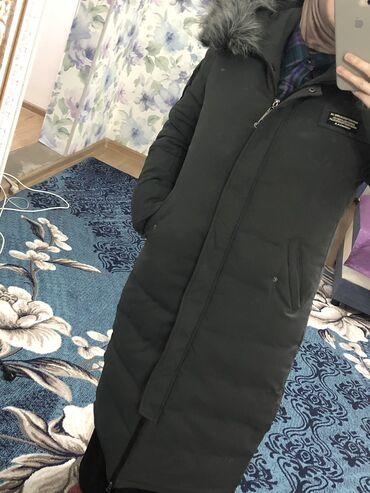 Одевала 2 раза, подойдет и на М размер, (44 и 46 размер) очень теплые