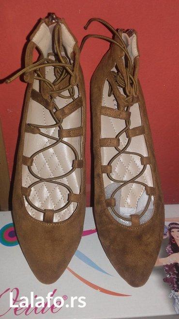 NOVO Moderne letnje cipelice, 40 - Zrenjanin