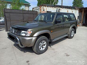 Nissan Patrol 2.7 л. 2000