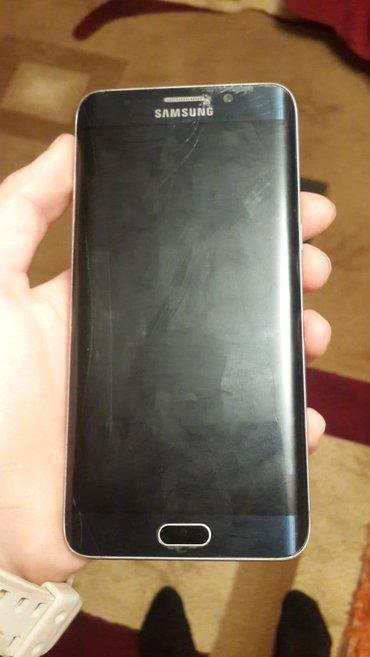 İşlənmiş Samsung Galaxy S6 Edge Plus 32 GB göy