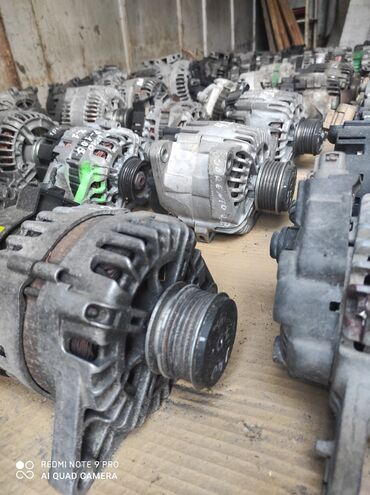 Контрактные генераторы на Кия и Хундай, Хендай, Хюндай. Рынок