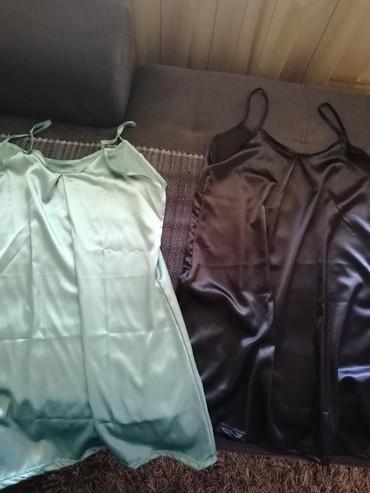 Haljine | Obrenovac: Dve prelepe haljine, crna i zelena XL