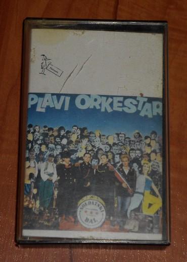 Prodajem veću količinu audio kaseta domaćih i stranih bendova - Loznica