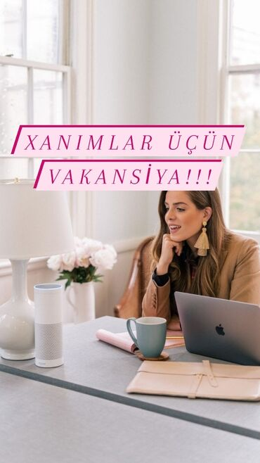 apple isə 6 b - Azərbaycan: Şəbəkə marketinqi məsləhətçisi. İstənilən yaş. Natamam iş günü