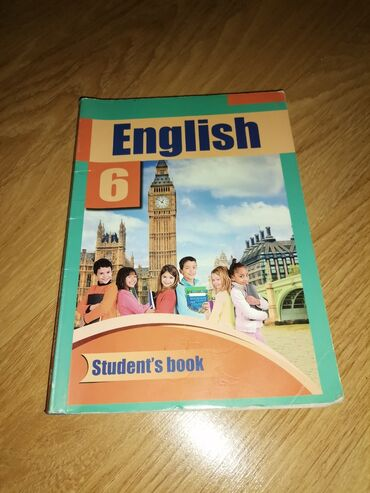 6 cı sinif İngilis dili