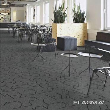 ковровые плитки в Кыргызстан: Ковровая плитка Tessera представляет собой эстетичный вид покрытия с